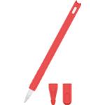 Silikone Cover til Apple Pencil 2 - Rød