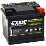 Batteri til Camping Mover og Forbrug Exide ES450 Equipment Gel-Batteri 12V 40Ah