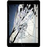 iPad Air 2 Skærm Reparation - LCD/Touchskærm - Sort - Original Kvali
