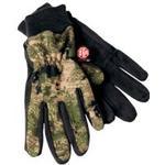 Härkila Q Fleece handsker med Optifade-camo