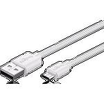 Oplader kabel til Garmin Edge 520 / 520 Plus
