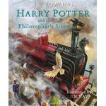 Harry Potter & The Philosopher's Stone - Illustreret