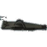 "CROOTS Rosedale Rifle Slip 45"", håndtag, kanvas, dark loden/dark tan"