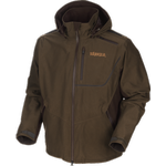 Härkila Mountain Hunter jakke - Hunting green/Shadow brown - 48