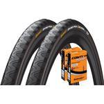 Continental 2 Grand Prix 4 Season 23c Dæk (med 2 cykelslanger) - Dæk