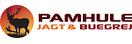 Pamhule Jagt og Fiskeri Logo