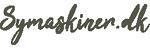 Symaskiner.dk Logo
