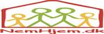 NemHjem Logo