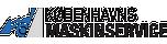 Københavns Maskinservice Logo