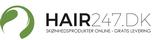 Hair247.dk Logo
