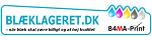 Blæklageret Logo