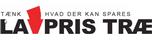 Lavpris Træ Logo
