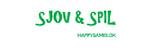 Sjov og Spil Logo