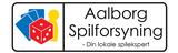 Aalborg Spilforsyning Logo