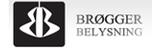 Brøgger Belysning Logo