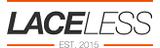 Laceless Logo