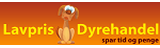 Lavprisdyrehandel Logo