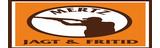Mertz Jagt & Fiskeri Logo