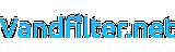 Vandfilter.net Logo