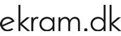 ekram.dk Logo