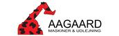 Aagaard Maskiner & Udlejning Logo