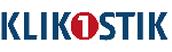 klik1stik.dk Logo