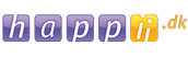 happii.dk Logo