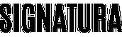 Signatura Logo