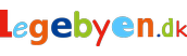 Legebyen.dk Logo