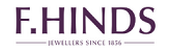 F.Hinds Jewellers Logo