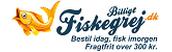 Billigtfiskegrej Logo