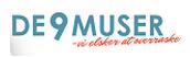 De 9 Muser Logo