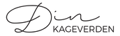 Din Kageverden Logo
