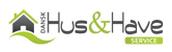 Dansk hus og have service Logo