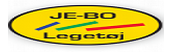 JE-BO Legetøj Logo