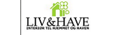 Livoghave.dk Logo