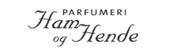 Parfumeri Ham og Hende Logo