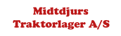 Midtdjurs Traktorlager A/S Logo