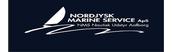 Nordjysk Marine Service Logo