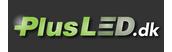 Plusled.dk Logo