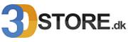 3Dstore.dk Logo