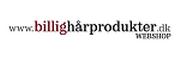 billighårprodukter Logo
