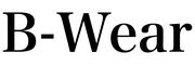 B-Wear Logo