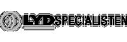Lydspecialisten Logo