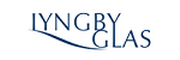 Lyngby glas Logo