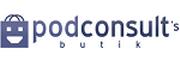 PodConsults butik Logo