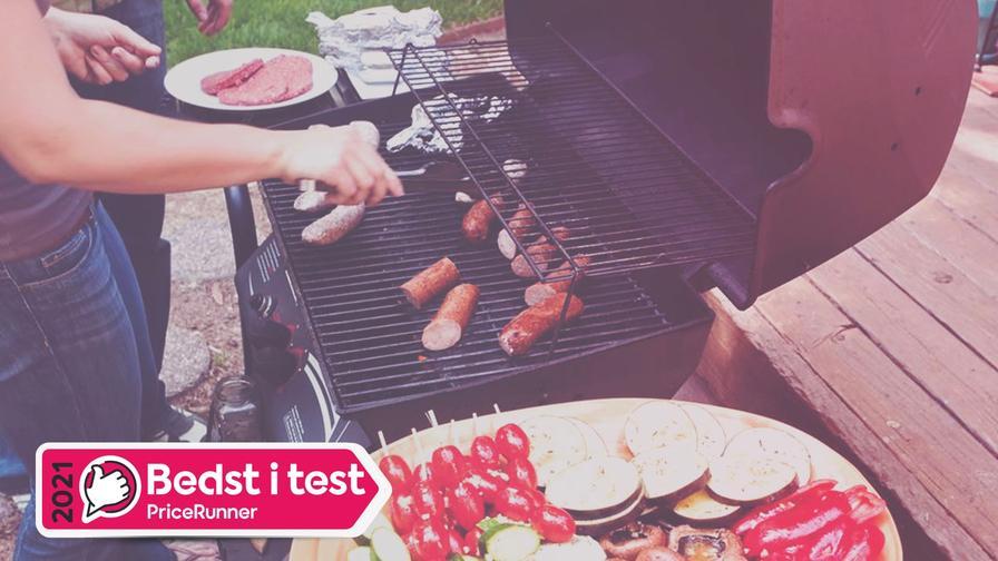 Gasgrill test: Her er den bedste grill til dit behov
