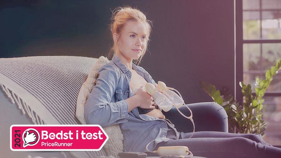 Brystpumper Test: Vi tester populære elektriske brystpumper