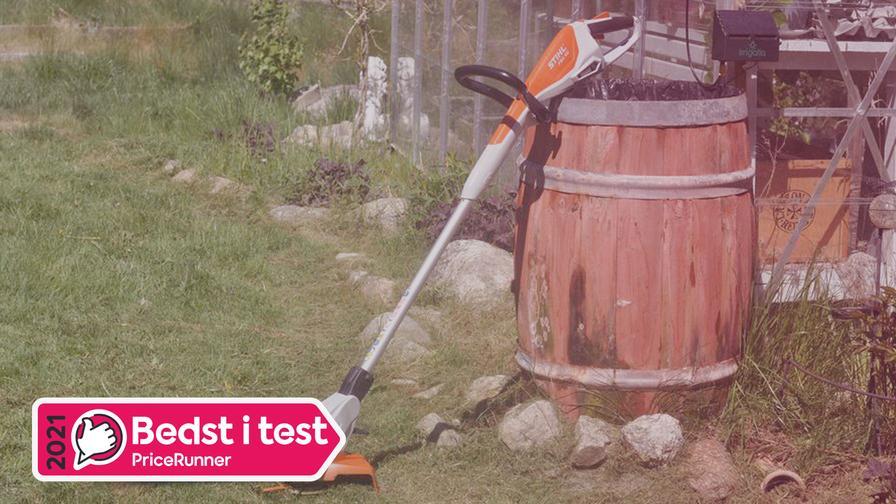 Græstrimmer Test: Her er de 10 bedste til en flot græsplæne