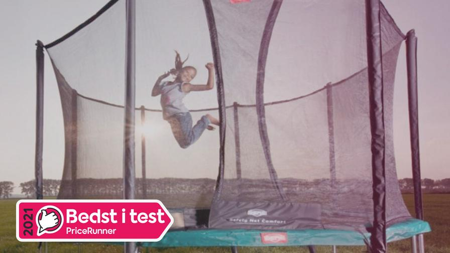 Trampolin test: Her er de modeller du hopper bedst på